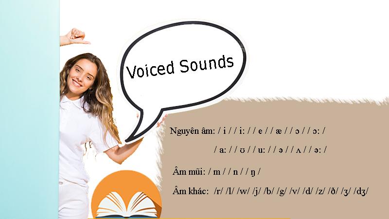 Các âm hữu thanh trong tiếng anh