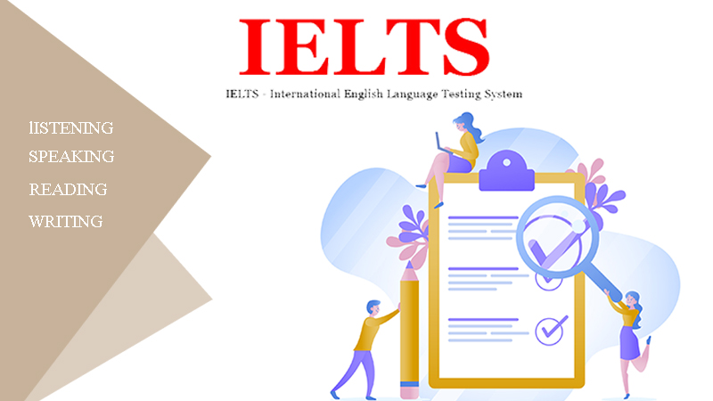 Cấu trúc đề thi IELTS 2020 - 4 kỹ năng nghe, nói, đọc, viết