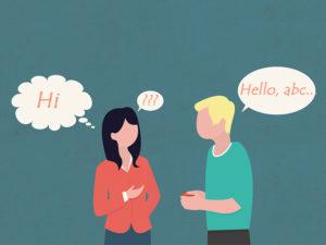 Hãy lắng nghe khi học phát âm tiếng anh