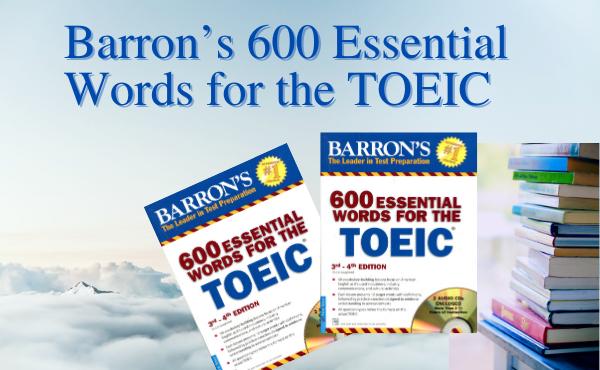 Sách chuyên sâu về từ vựng - Barron