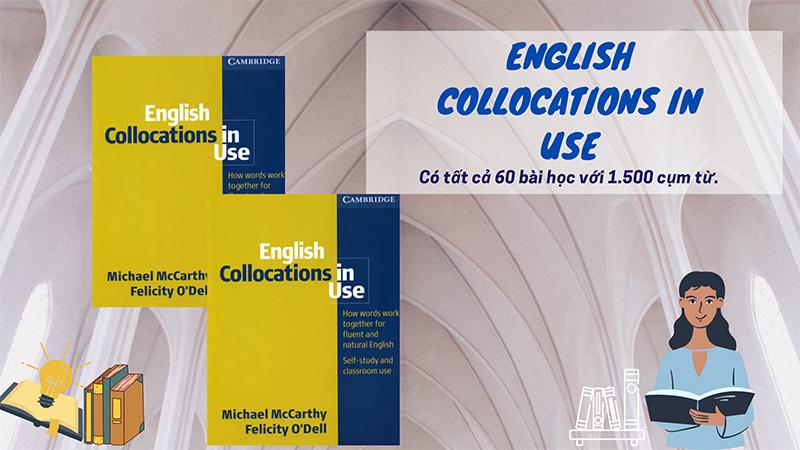 Sách luyện thi ielts chuyên về collocation