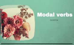Modal verbs là gì? Khái niệm và cách dùng phổ biến tiếng Anh