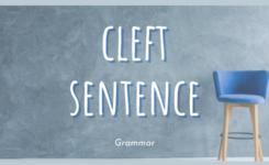 Cấu trúc câu chẻ trong tiếng anh và cách sử dụng thường gặp